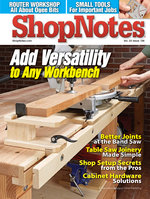 ShopNotes Volume 18 103 104 105 106 107 108 6 ISSUE LOT